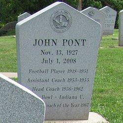 John Pont