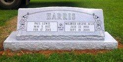 Mildred Arlene <i>Auld</i> Harris