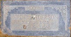Birdie Eliza <i>Worthington</i> Anderson