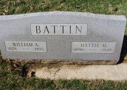 William Arnold Battin