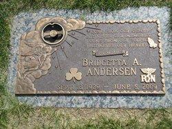 Bridgetta Ann <i>McCarty</i> Andersen