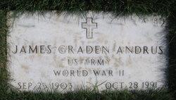 James Graden Andrus