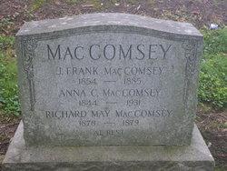 Anna C MacComsey