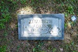 Elizabeth <i>Dice</i> Adkins