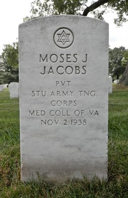 Moses J Jacobs