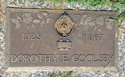 Dorothy Goolsby