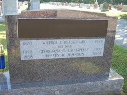 Wilfrid J. Beauregard