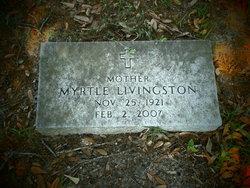 Myrtle <i>Livingston</i> Fogle