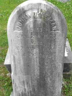 John W Dykeman