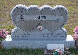 Eula Frances <i>Anderson</i> Bauer