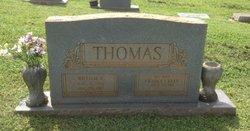 Frances Rose <i>Reep</i> Thomas