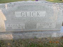 Mabel G <i>Riley</i> Glick