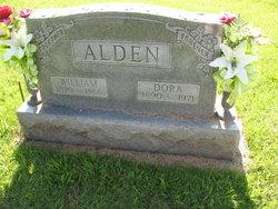 Dora Jane <i>Fields</i> Alden