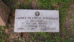 James Francis Whigham