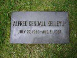 Alfred Kendall Kelley, Jr
