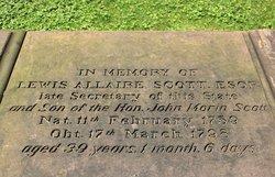 Lewis Allaire Scott