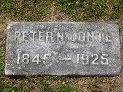 Peter N Jonte