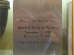 Donald J Nutley
