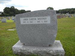 John Carter Alvord Whitney