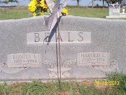 Bonita Iris <i>Smith</i> Beals