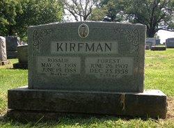 Rosalie <i>Sachs</i> Kirfman