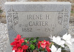 Irene <i>Hall</i> Carter