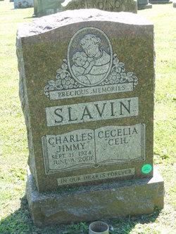 Charles James Jimmy Slavin