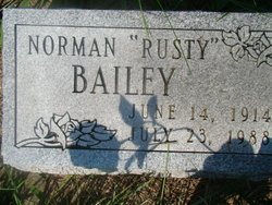 Norman E. Bailey