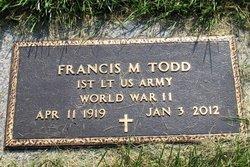 Francis M. Todd