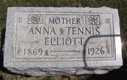 Anna Florence <i>Tennis</i> Elliott