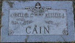 Angelina L Cain