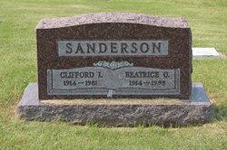 Beatrice O. Sanderson