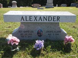 Rev David Lee Alexander