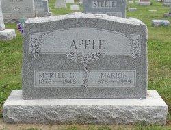 Myrtle G Apple