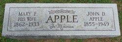 John Daniel Apple