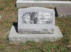 Capt Whitman K. Alger