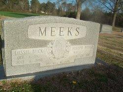 Lossie <i>Buck</i> Meeks