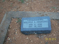Malissa A Andrews