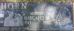 Mary Margaret <i>Roth</i> Horn