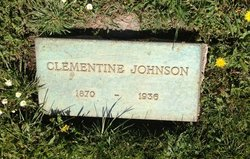 Clementine Tine <i>Hughes</i> Johnson