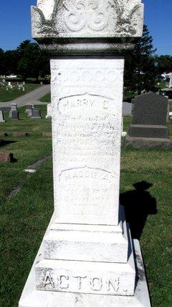 Harry C. Acton