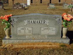 Georgia Verna <i>Rauls</i> Hamaker