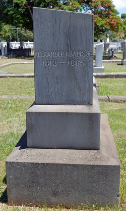 Alexander Adams, Jr