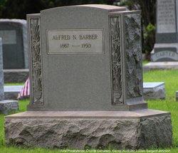 Alfred N. Barber