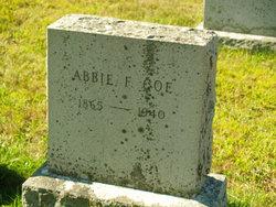Abbie F. <i>Randall</i> Coe