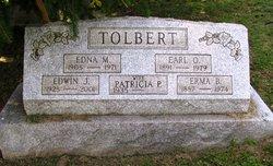 Edna M Tolbert