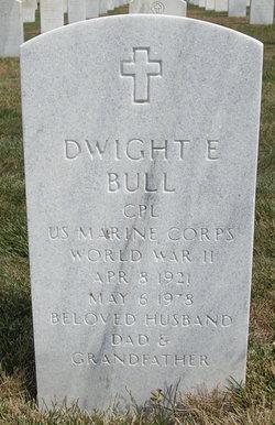 Dwight Ellery Bull