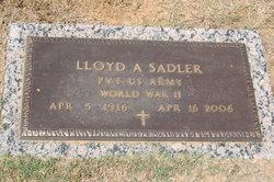 Lloyd Allen Sadler