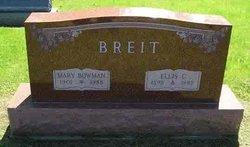 Mary <i>Bowman</i> Breit