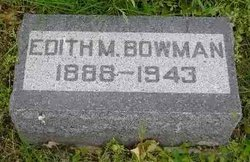 Edith Myrtle Bowman